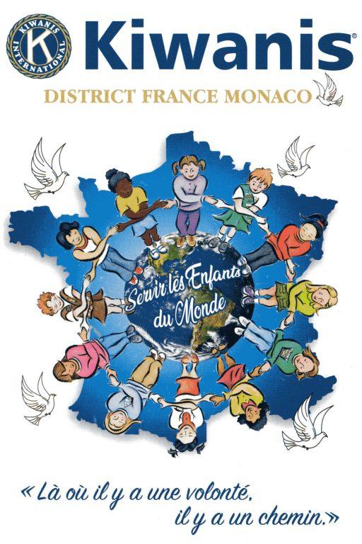 Engagement Gouverneur Kiwanis France Monaco 2019/2020