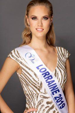 Miss Lorraine 2019 - Ilona ROBELIN